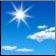 Sunday: Sunny, with a high near 50. Northwest wind 5 to 7 mph.