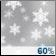 This Afternoon: Snow showers likely.  Cloudy, with a high near 37. Breezy, with a west wind around 24 mph, with gusts as high as 36 mph.  Chance of precipitation is 60%. Little or no snow accumulation expected.
